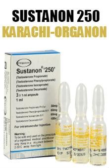 Sustanon 250 Karachi Organon